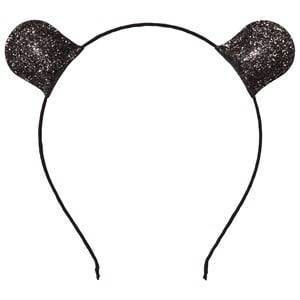 Petit by Sofie Schnoor Girls Hair accessories Black Hairband Glitter Black