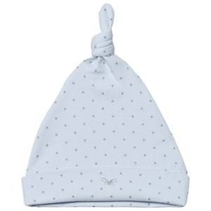 Livly Boys Winter sets Blue Saturday Tossie Hat Baby Blue/silver Dots