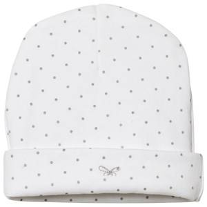 Livly Unisex Winter sets White Saturday Ninni Hat White/silver Dots