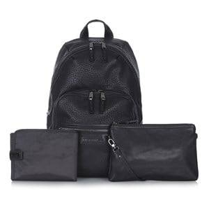 Tiba + Marl Girls Changing and travel bags Black Black Elwood Backpack Changing Bag