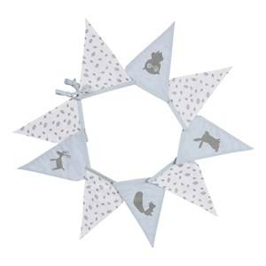 Vinter & Bloom Unisex Home accessories Blue Forest Friends Bunting Bluebell