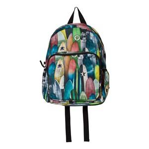 Molo Unisex Bags Multi Big Backpack Surfboards