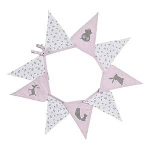 Vinter & Bloom Unisex Home accessories Pink Forest Friends Bunting Blossom