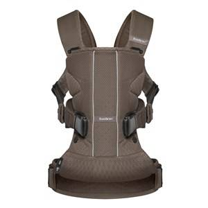 Babybjörn Unisex Norway Assort Carriers and slings Brown Baby Carrier One Air Cocoa