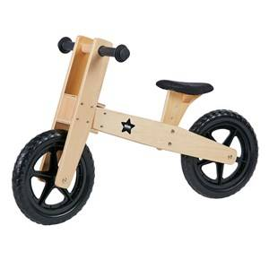 Kids Concept Unisex Ride ons and walkers Beige NEO Wooden Balance Bike