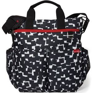 Skip Hop Unisex Bags Black Duo Signature Diaper Bag Cubes