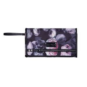Tiba + Marl Girls Changing and travel bags Black Etta Changing Purse Goth Floral
