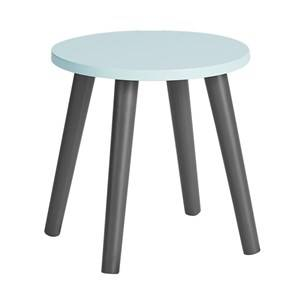 Done by Deer Boys Furniture Blue Stool Blue