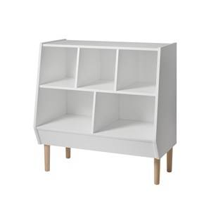 Done by Deer Unisex Furniture White Storage Rack, White