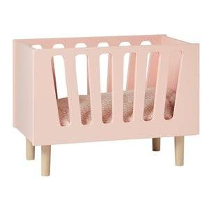 Done by Deer Girls Dolls and doll houses Pink Tiny Cot Powder