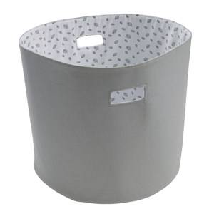 Vinter & Bloom Unisex Storage Grey Forest Friends Storage Basket Grey Leaf