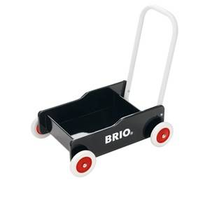 Brio Unisex Ride ons and walkers Black Toddler Wobbler Black