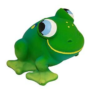 Lanco Unisex Water toys Frog Natural Rubber Toy