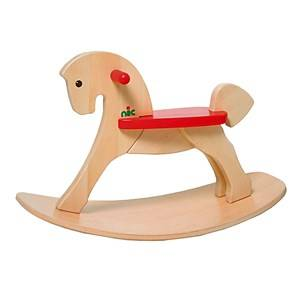 Nic Unisex Ride ons and walkers Lucky Rocking Horse