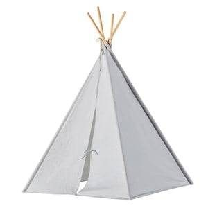 Kids Concept Unisex Outdoor play Grey Tipi Tent Grey