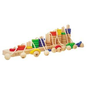 Bajo Unisex Puzzles and games Rope Abacus