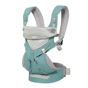 Ergobaby Unisex Norway Assort Carriers and slings Green 4 Position Baby Carrier Cool Air Icy Mint