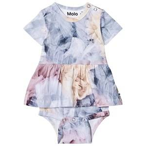 Molo Girls Onesies Pink Frannie Baby Body Bella Bella