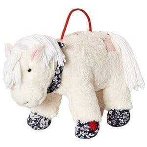Tom Joule Girls Bags Cream Henrietta Character Horse Bag Cream