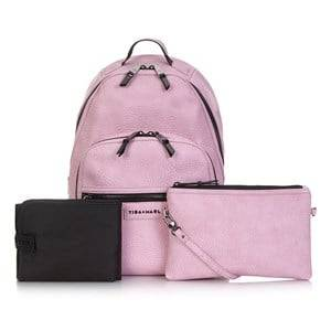 Tiba + Marl Girls Changing and travel bags Pink Elwood Backpack Light Pink