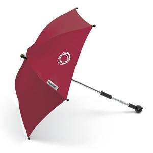 Bugaboo Unisex Stroller accessories Red Parasol Ruby Red