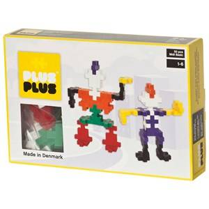 Plus Plus Unisex Puzzles and games Green Plus Plus MIDI Basic 50 pcs