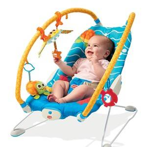 Tiny Love Unisex Norway Assort Furniture Blue Gymini Bouncer Under The Sea