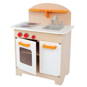 Hape Unisex Role play White Hape Gourmet Kitchen White