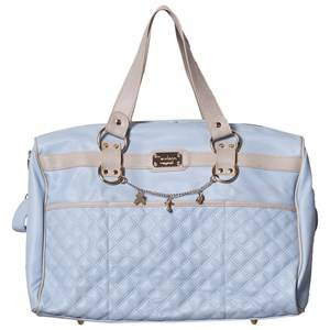 Mayoral Unisex Bags Blue Blue Faux Leather Quilted Changing Bag