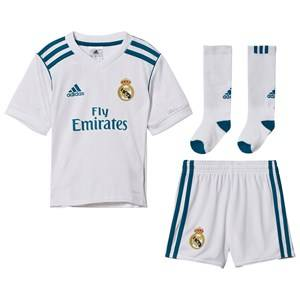 Real Madrid Boys Sporting replica White Real Madrid ´17 Kids Home Kit