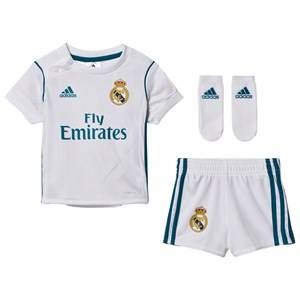 Real Madrid Boys Sporting replica White Real Madrid ´17 Baby Home Kit