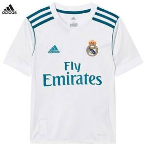 Real Madrid Boys Sporting replica White Real Madrid ´17 Junior Home Shirt