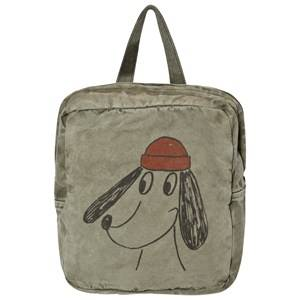 Bobo Choses Unisex Bags Grey School Bag Loup de Mer