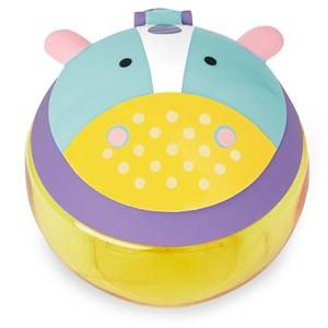 Skip Hop Unisex Lunch boxes and containers Purple Zoo Snack Cup Unicorn