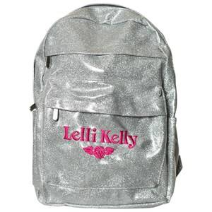 Lelli Kelly Girls Bags Silver Silver Glitter Backpack
