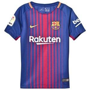 Barcelona FC Unisex Sporting replica Blue Barcelona FC Stadium Home Jersey