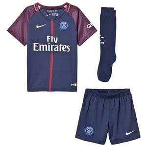 Paris Saint-Germain Unisex Sporting replica Navy Paris Saint-Germain Home Soccer Kit
