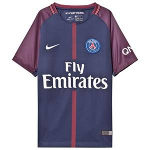 Paris Saint-Germain Unisex Sporting replica Navy Paris Saint-German Home Soccer Jersey