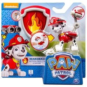 Paw Patrol Boys Vehicles Blue Paw Patrol Action Pack Pup