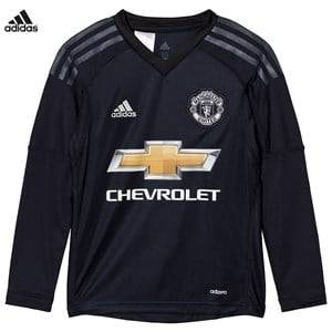 United Manchester United Boys Sporting replica Blue Man United ´17 Junior Home Goal Keeper Shirt