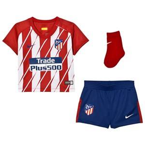 Atletico Madrid Unisex Sporting replica Red Atletico de Madrid Infant´s Home Kit