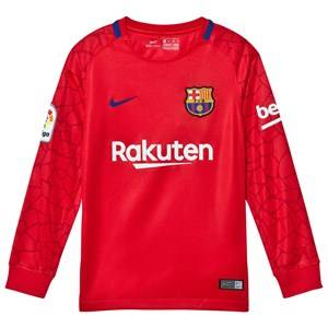 Barcelona FC Unisex Sporting replica Red Junior FC Barcelona Stadium Goal Keeper Shirt