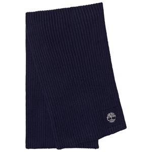 Timberland Boys Scarves Navy Navy Branded Knit Scarf