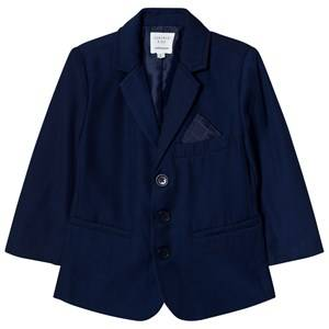 Carrément Beau Boys Suits and tailoring Navy Navy Suit Jacket
