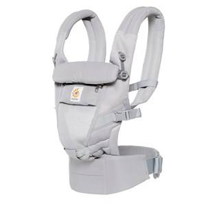 Ergobaby Unisex Carriers and slings Grey Adapt Baby Carrier Cool Air Mesh Pearl Grey