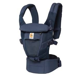 Ergobaby Unisex Carriers and slings Navy Adapt Baby Carrier Cool Air Mesh Deep Blue