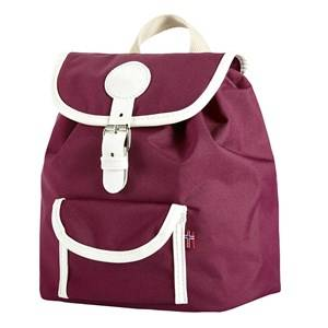 Blafre Girls Norway Assort Bags Purple Backpack for kids 8,5L, Plum red