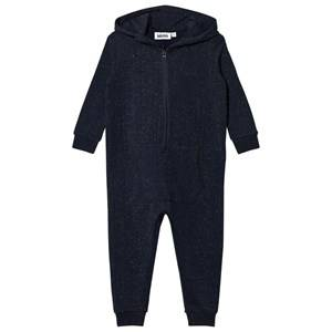 Molo Girls Onesies Black Almira One-Piece Total Eclipse