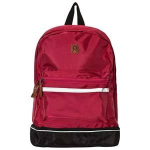 Reima Girls Bags Pink Backpack Limitys Dark Berry