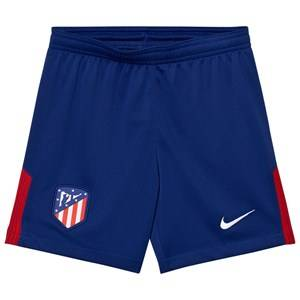 Atletico Madrid Unisex Sporting replica Blue Atletico de Madrid Stadium Junior Short
